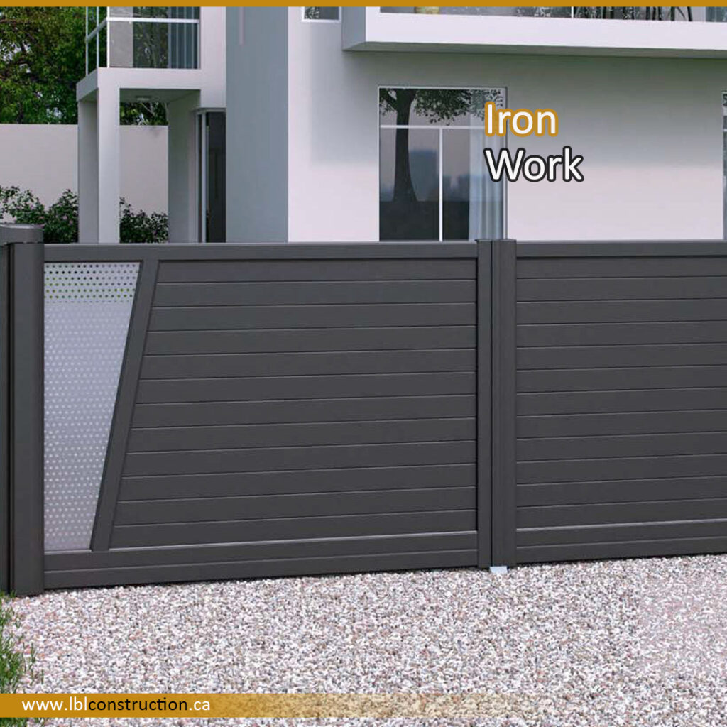 Iron Door Design