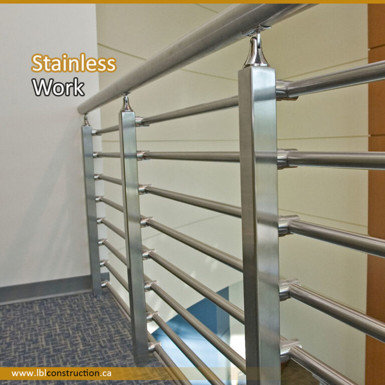 Stainless Rail