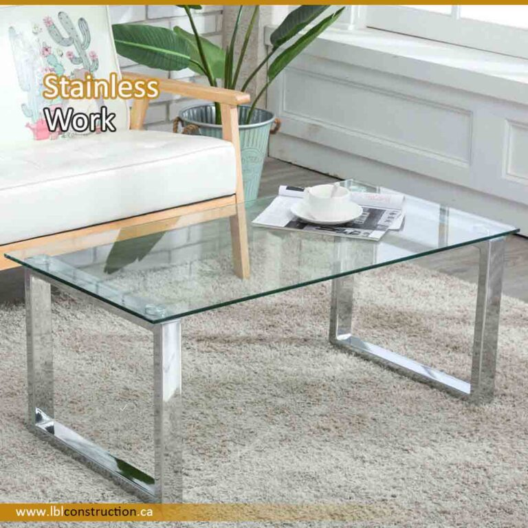 Stainless Table Salon