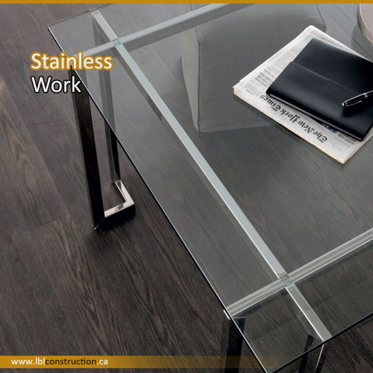 Stainless Table Structure
