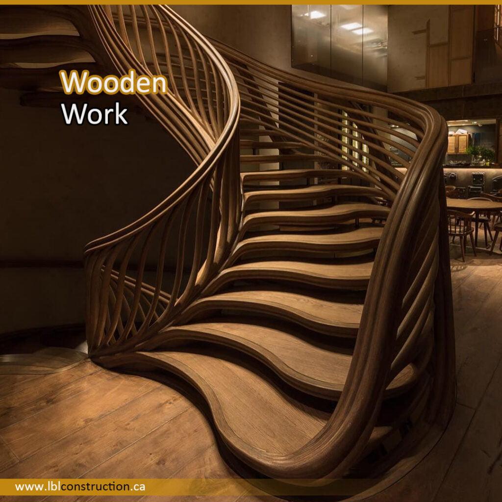 Stair of Woor