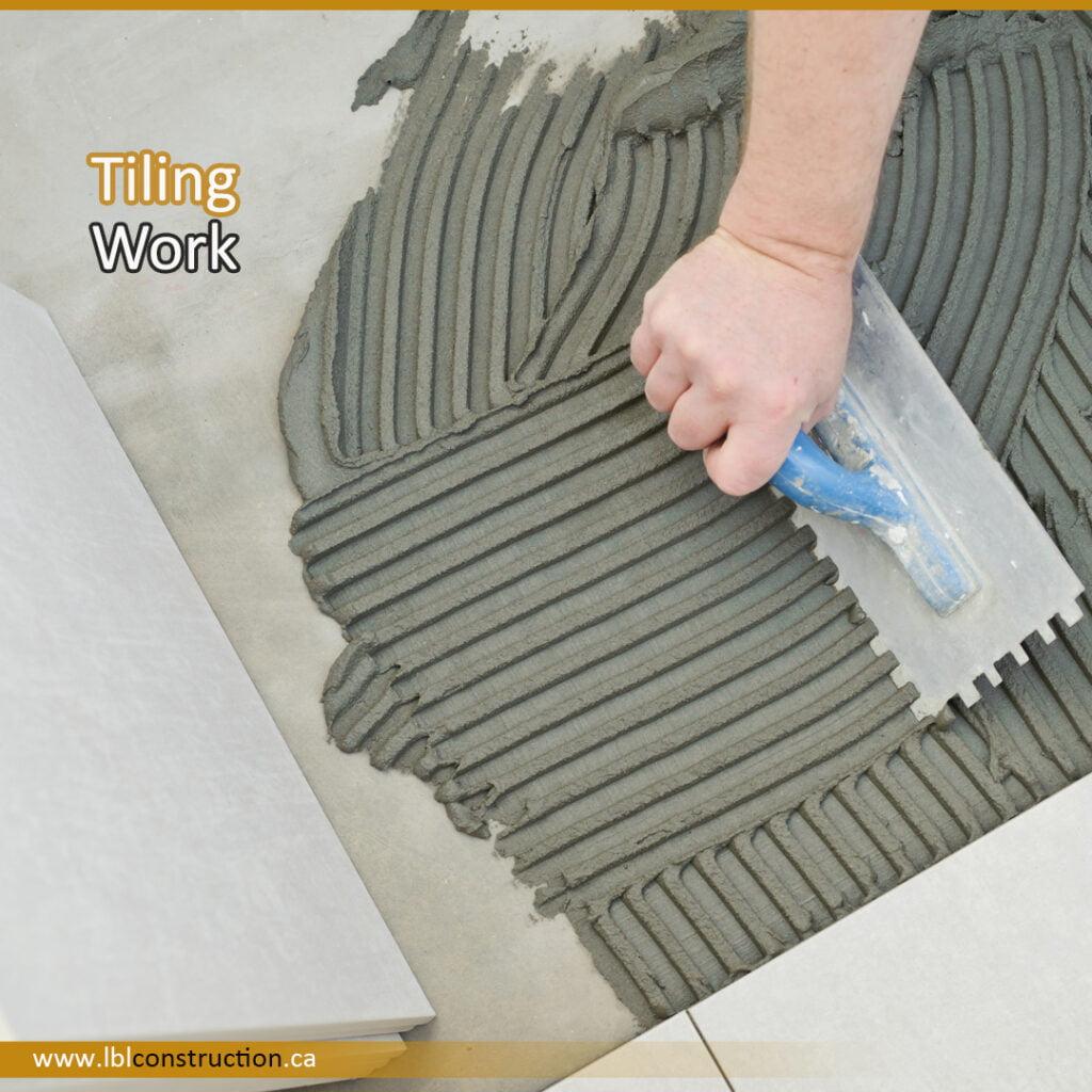 Tiling Services