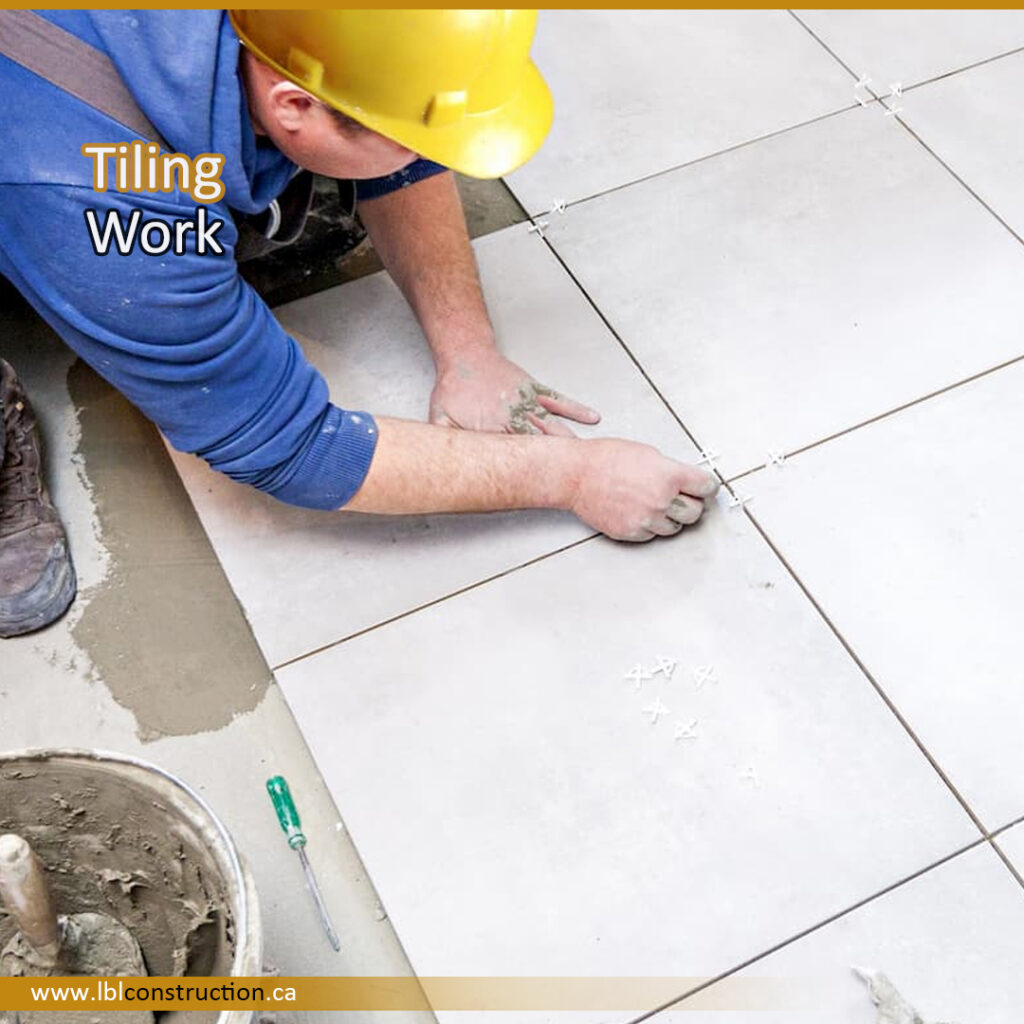 Tiling Services for Floor Decor