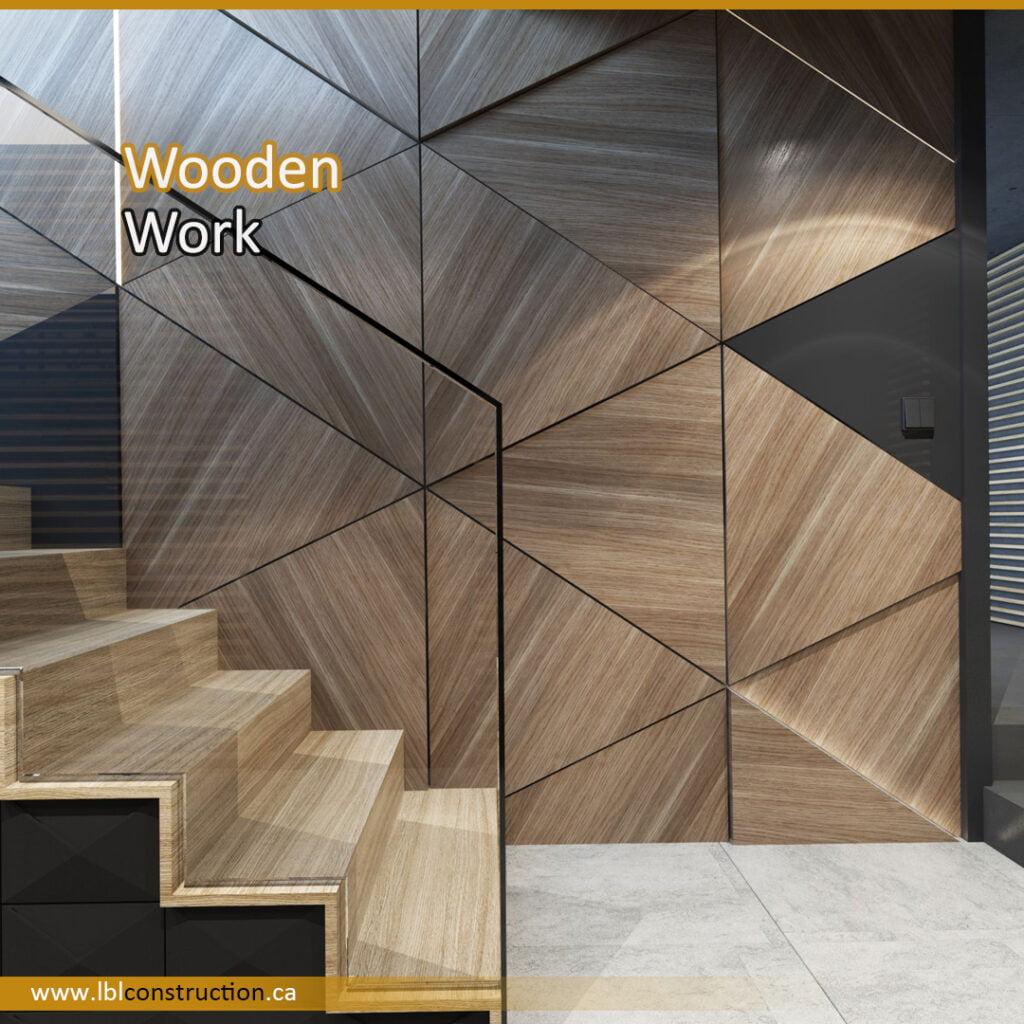 Wooden Wall Design