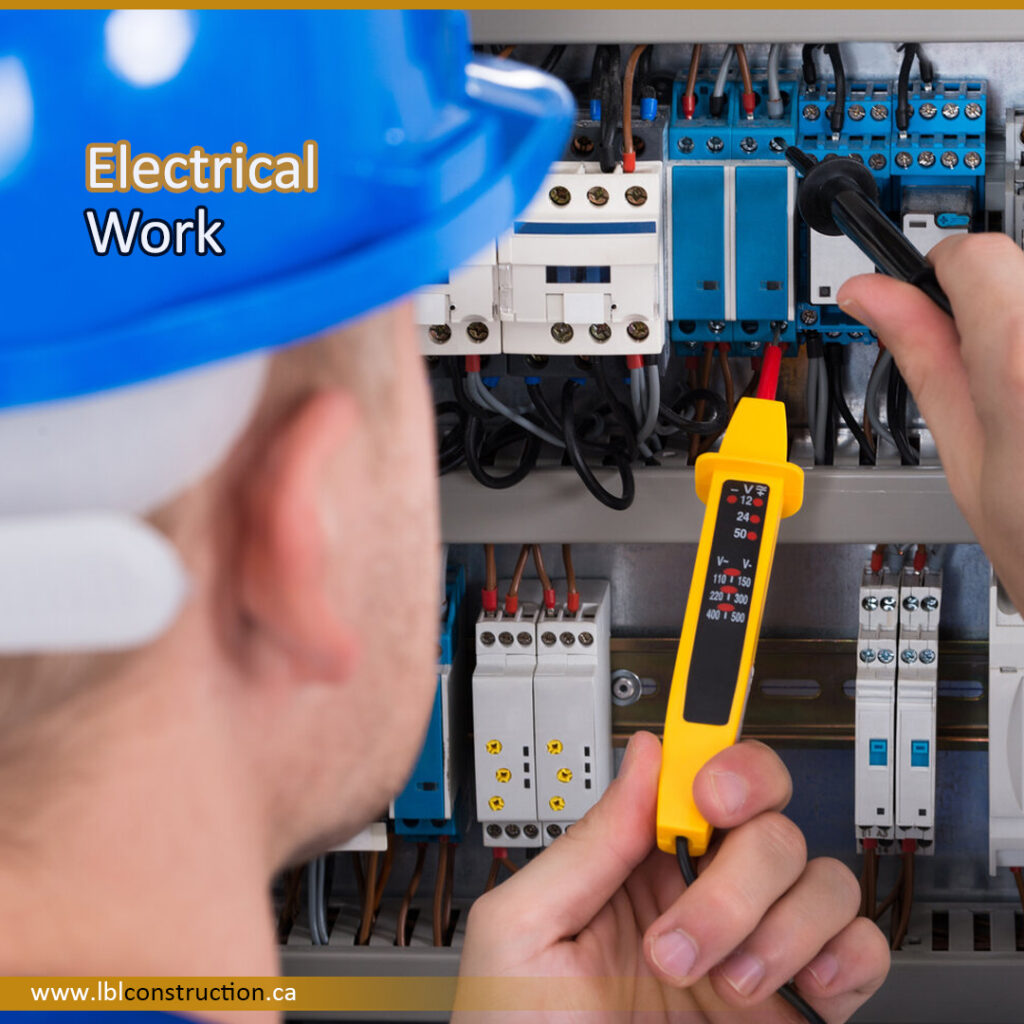Electrical Services for House